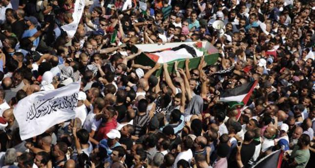 East Jerusalem youth was burned alive, Palestinian official
