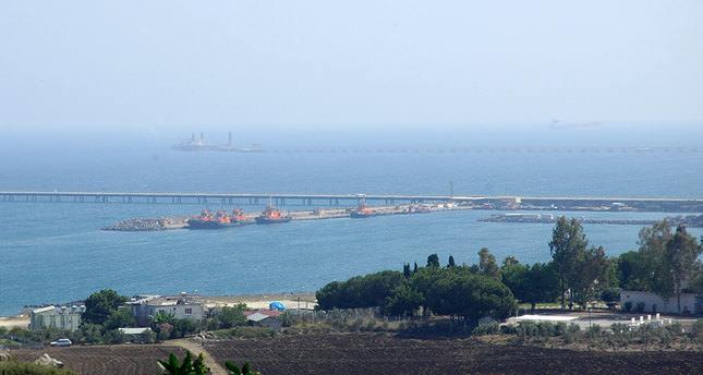 Turkish port Ceyhan becoming an energy hub