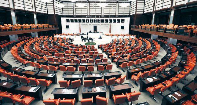 Next week in Turkey's Parliament