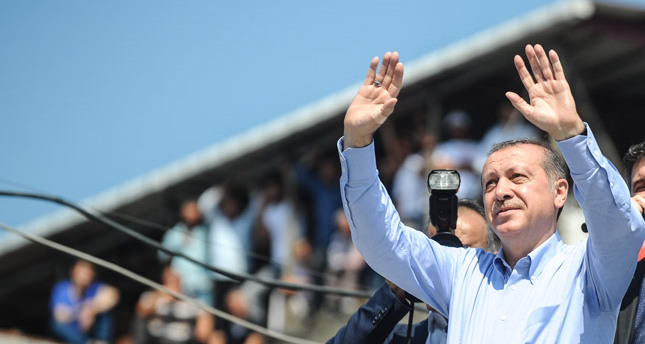 PM Erdoğan: I didn't fall from the sky; I worked my way from Istanbul mayor