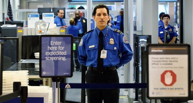 Electronics and cell phones new targets for TSA