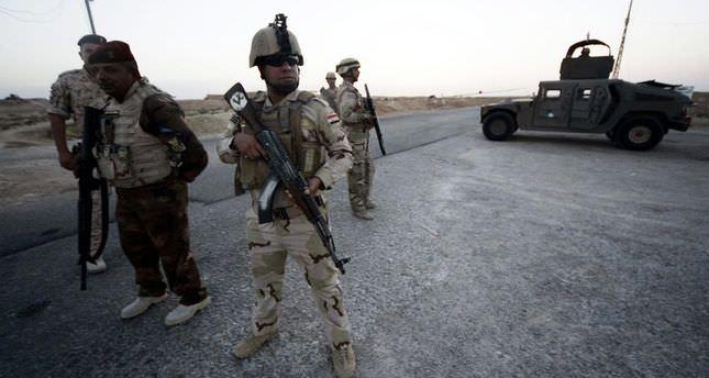 Iraq army general killed in west Baghdad
