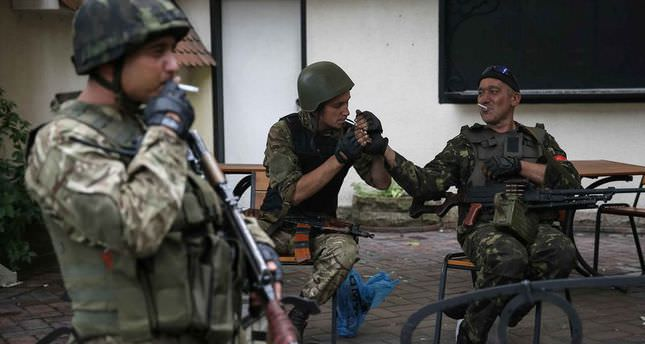 Ukraine claims victory in eastern city of Artemivsk