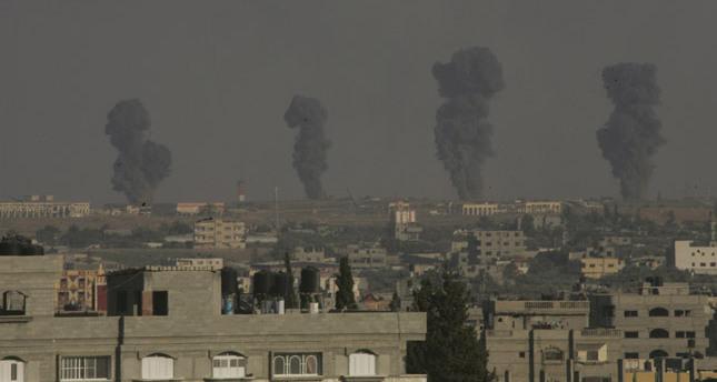 Hamas rockets slam Israel as confrontations escalate