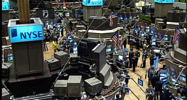 US stocks drop after hitting all time highs