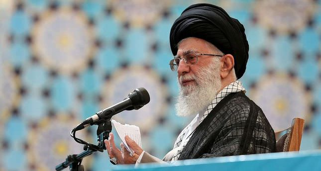 Israel and US try to intimidate Iran: Khamenei says