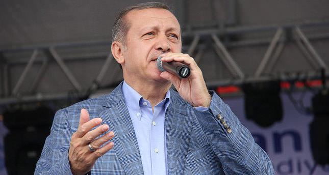 Erdoğan criticizes joint candidate Ihsanoğlu's foreign policy