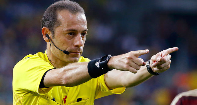 Turkish referee to officiate World Cup semifinal match