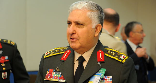 Charges against chief of general staff dismissed