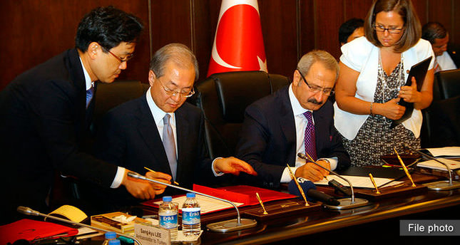 Turkey, South Korea to sign new free trade deal