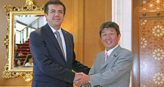Turkey, Japan to open trade negotiations