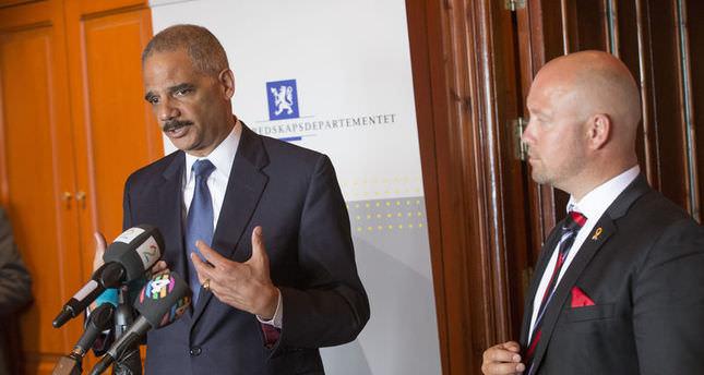 US attorney encourages tighter terrorism laws in EU