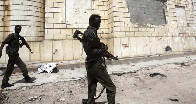 Somali presidential palace under al Shabaab militant attack