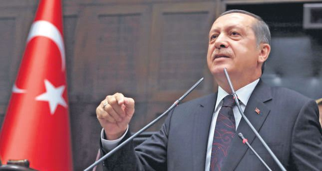 Prime Minister Erdoğan pledges to side with only the people if he is elected as president
