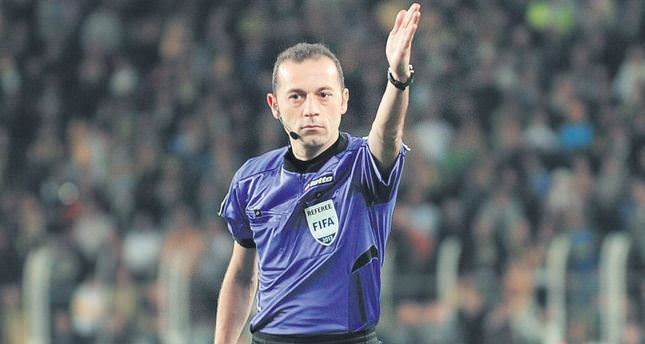 A first: Turkish referee for World Cup semifinal