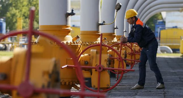 Russian official says expects Ukraine to start 'stealing' transit gas