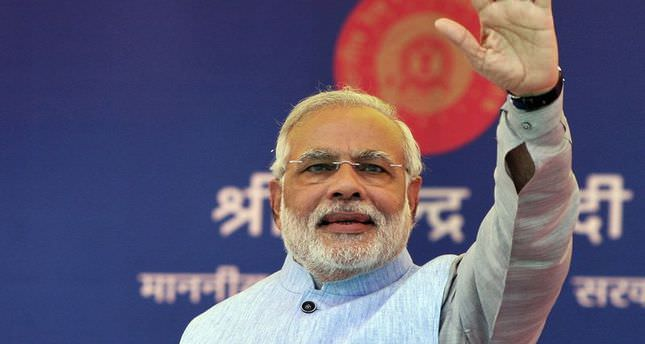 New president tightens grip on India's ruling party