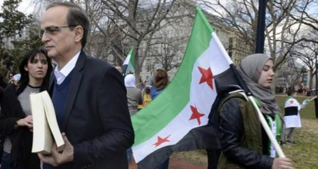 Syrian opposition coalition elects Hadi el-Bahra as new president