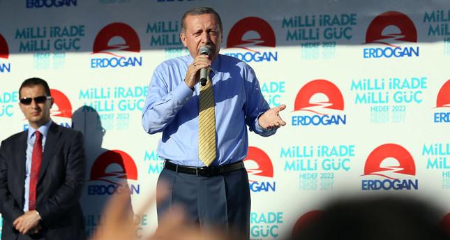 Erdoğan criticizes İhsanoğlu's foreign policy approach