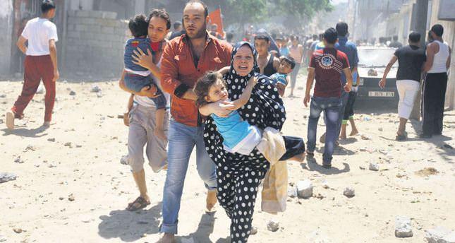 Gaza attacks put strain on Turkey-Israel rapprochement