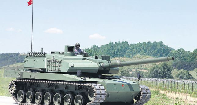 National tank project near completion