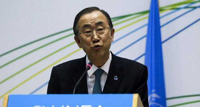 Gaza 'on a knife-edge': Ban Ki-moon