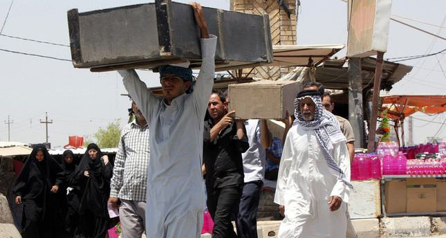 Fifty-three blindfolded bodies found in Iraq