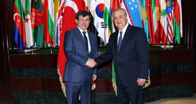 Davutoğlu to revive Uzbek-Tr relations