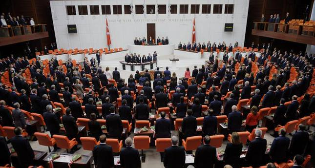 Turkish Parliament passes bill on 'reconciliation process'