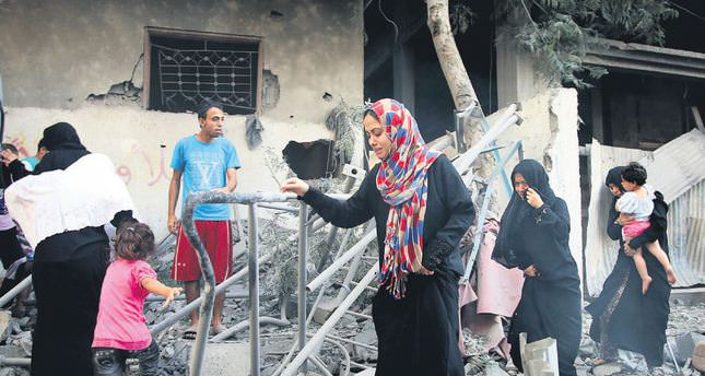 Israeli assaults on Gaza condemned by international community