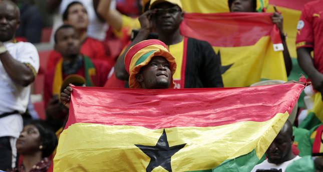 200 Ghana World Cup fans seek asylum in Brazil
