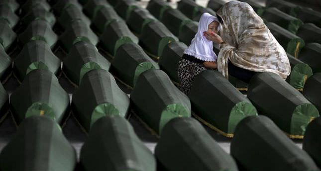 Turkey remembers Srebrenica genocide: Turkish FM