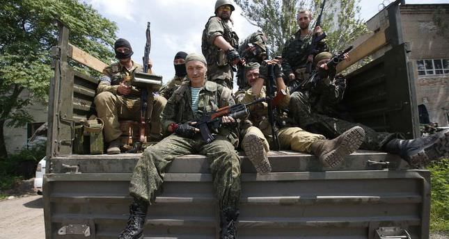 No pulling out of Donetsk: rebel commander