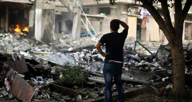 Almost 300 Gaza homes razed in Israel strikes: official