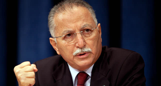 Joint candidate İhsanoğlu praised a strong president