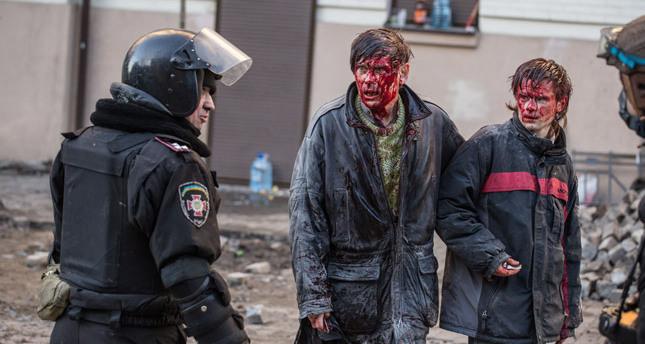 At least 30 Ukrainian servicemen killed in artillery attack