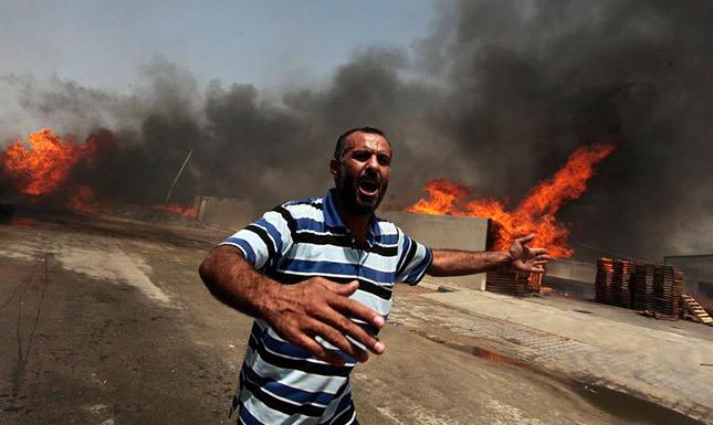 LATEST: Gaza death toll rises to 166, mostly civilians