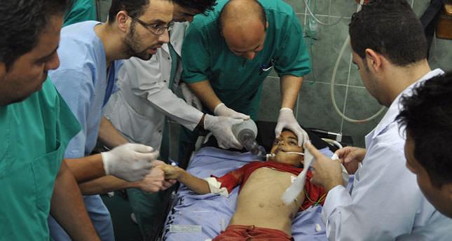 Israel strikes Gazan family during iftar