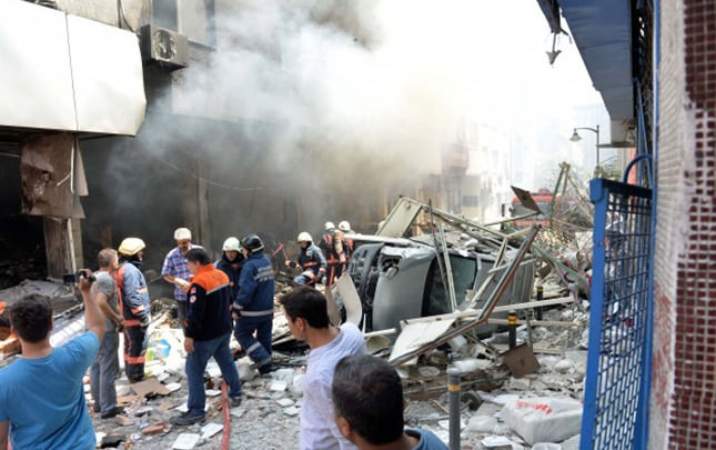 Three dead, 11 hurt in gas explosion in Istanbul
