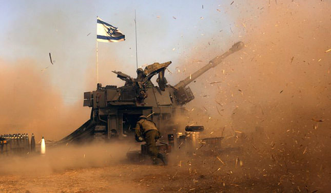 Israeli artillery hits Lebanon after rockets launched over border
