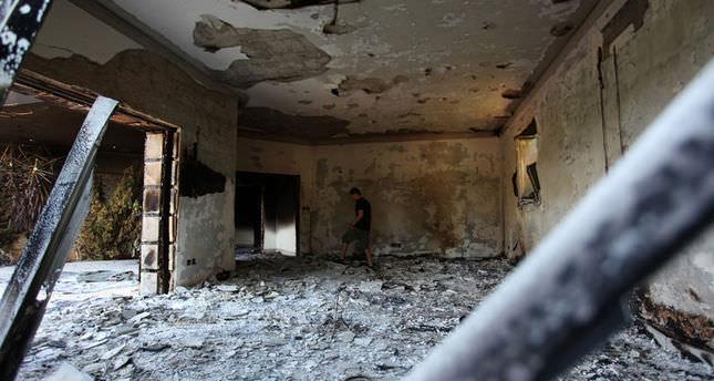 Heavy fighting breaks out near Libya's Tripoli airport