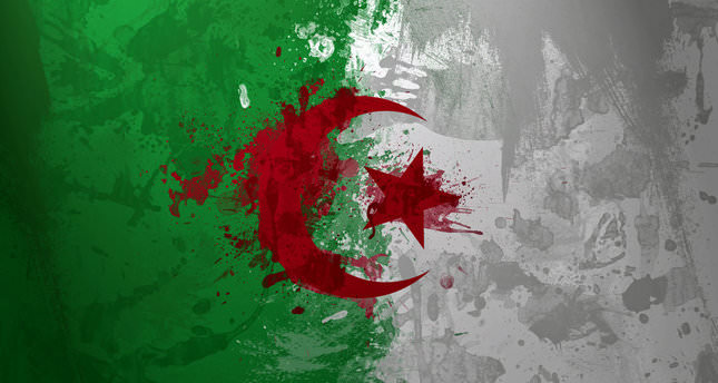 Blast kills seven Algerian troops