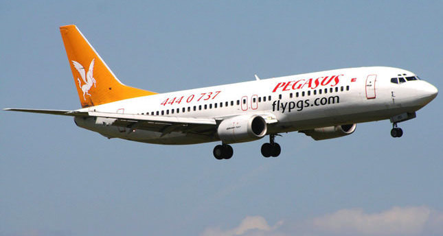 Turkish company Pegasus most inexpensive airline in Europe