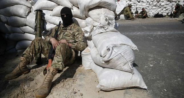 48 killed in east Ukraine clashes over weekend