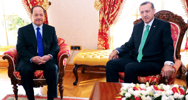 Iraqi Kurdish leader in Turkey amid independence moves