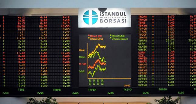 Borsa Istanbul closes at one-month high