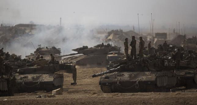 Egypt brokers Israel-Gaza truce to start 0600 GMT