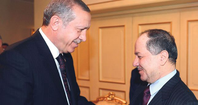 Ankara tells Barzani timing not right for independence drive