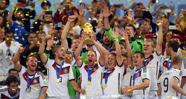 Germany's World Cup triumph not the end
