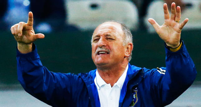 Scolari resigns as Brazil manager after World Cup failure